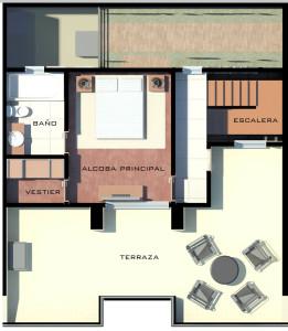 Atillo (33.61 m2)